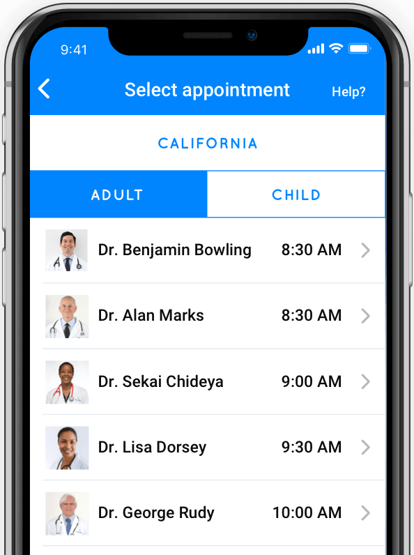 talk to a doctor on your phone plushcare